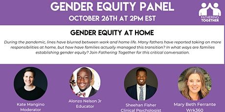 Gender Equity at Home tickets