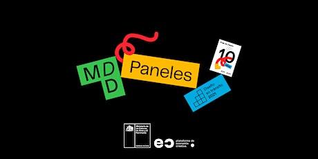Panel: Diseño y Experimentación entradas