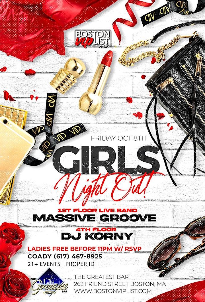 Girls Night Out image
