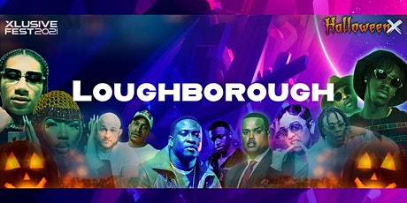 Loughborough goes - Halloween X Festival tickets