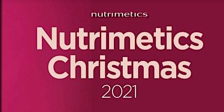 Nutrimetics 2021 Christmas Range tickets