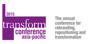 Transform conference Asia-Pacific