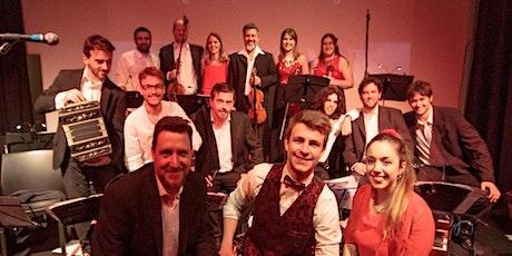 Orquesta Típica en Conserva entradas