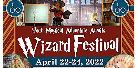 Wizard Festival - A Harry Potter Fundraiser Event tickets