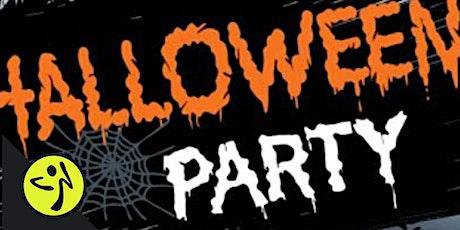 Kids Zumba Halloween party with ZJ Bernie tickets