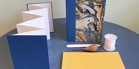 Bookbinding Workshop: Introduction to Bookbinding tickets