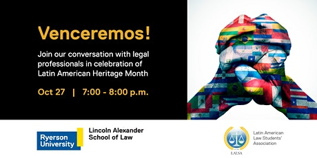 Venceremos! - A Celebration of Latin American Heritage Month tickets