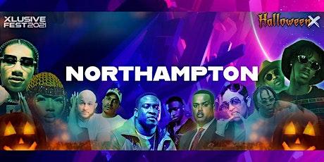 Northampton goes - Halloween X Festival tickets