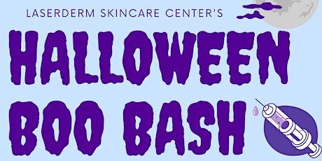 LaserDerm Halloween Boo Bash tickets
