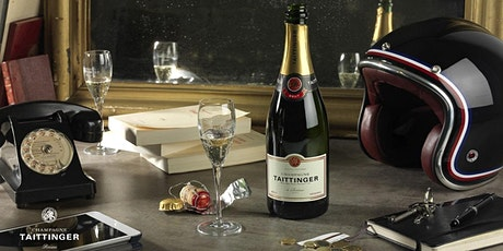 The Rees Culinary Series with Champagne Taittinger tickets