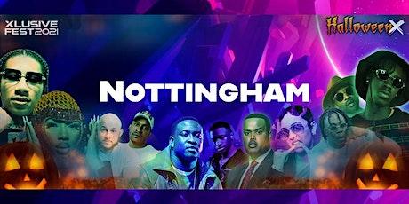 Nottingham goes - Halloween X Festival tickets