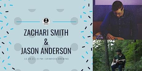 Zachari Smith/Jason Anderson at Grimross tickets