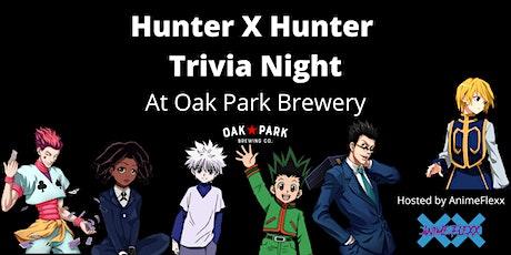 Anime Trivia Night: Hunter X Hunter tickets