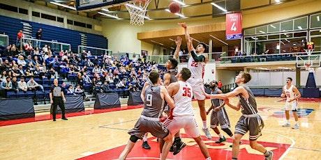 SFU Men's Basketball vs.  Central Washington University tickets