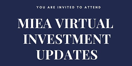 MIEA virtual seminar with NZ investment market updates tickets