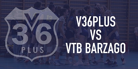 1°Giornata Serie B2 femminile girone B - V36plus CRAI vs VTB Barzago biglietti