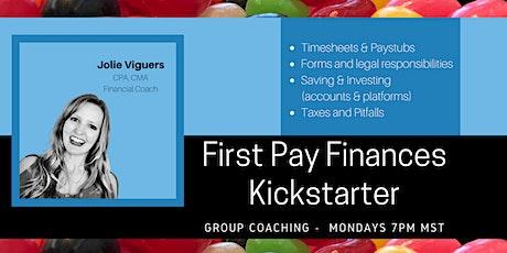 First Pay Finances Kickstarter tickets