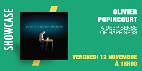 GIBERT Showcase : Olivier POPINCOURT billets