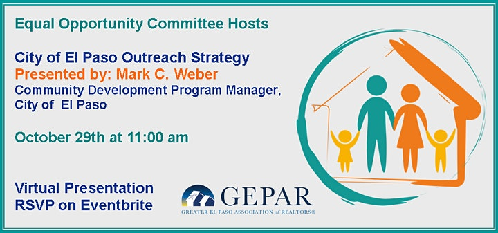 Equal Opportunity Committee Virtual Presentation image