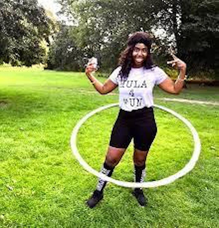 LOANHOOD: Hula4Fun hula hooping workout session image