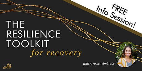 Toolkit for Recovery Info Session tickets