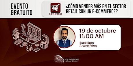 ¿Cómo vender más en el sector retail con un E-commerce? entradas
