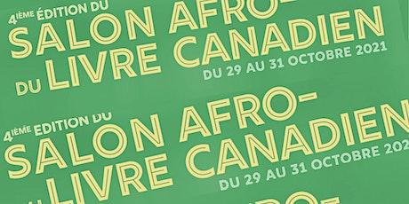 Salon du livre afro-canadien (SLAC) 2021 tickets