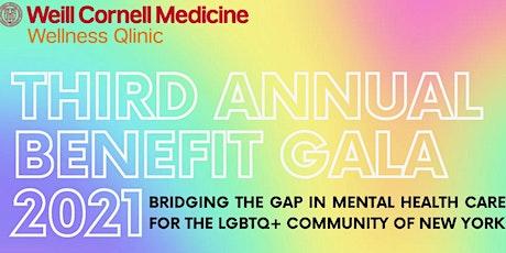 WCM Wellness Qlinic 2021 Gala tickets