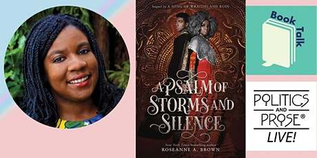 P&P Live! and BookTalk: Roseanne A. Brown | A PSALM OF STORMS AND SILENCE tickets