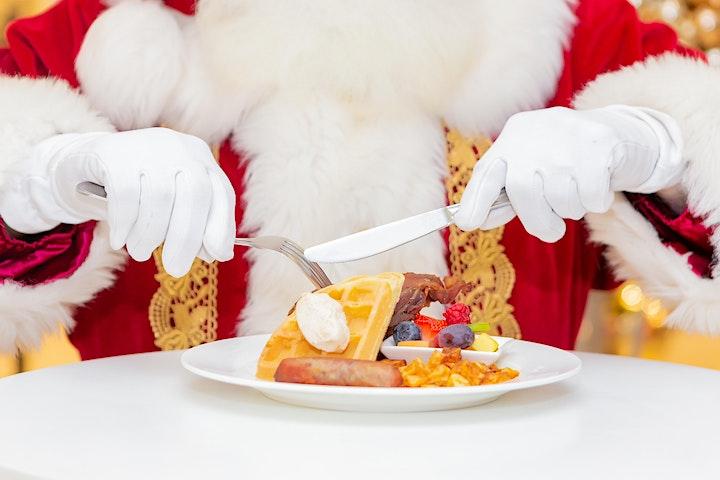 Breakfast with Santa Neiman Marcus  Newport Beach Mariposa December 5 image