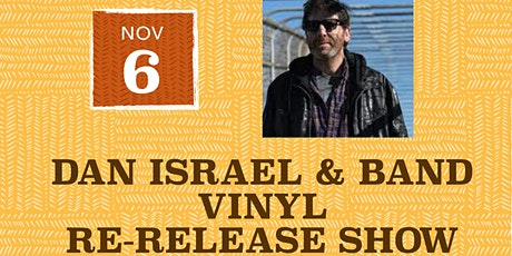 Dan Israel Re-Record Release Party with Edie Rae and The Blaze Kings tickets