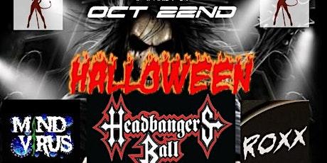 Halloween Headbanger's Ball IIII Presented BY Shepherd O Fire  Productions tickets