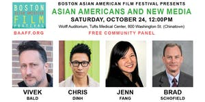 FREE PANEL: Asian Americans and New Media
