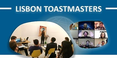 Lisbon Toastmasters - Concurso de Improviso 26/10/21 @IST tickets