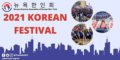 2021 Korean Festival tickets