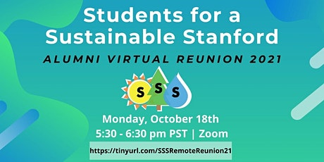 SSS Alumni Virtual Reunion Homecoming tickets