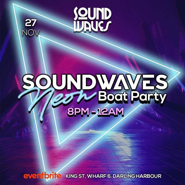 SoundWaves Boat Party XIX - Neon Night image