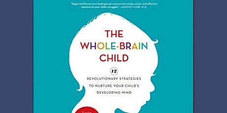 Real Mom's Book Club ** The Whole Brain Child by Daniel Siegel entradas