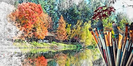 Plein Air & Autumn in the Garden Event tickets