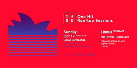 One Hit Rooftop Sessions l Litmus tickets