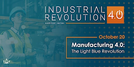 Manufacturing 4.0 – the Light Blue Revolution tickets