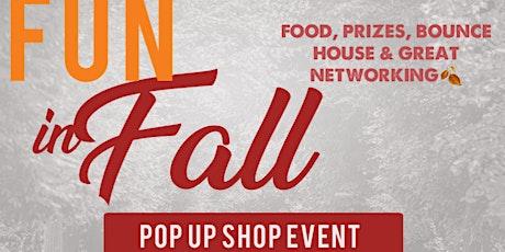 Neb's Event Hall Fall Vendor Event tickets