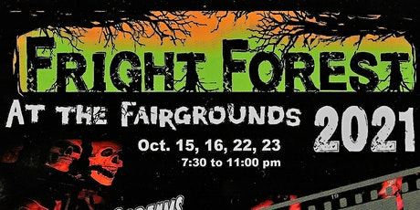 Fright Forest tickets
