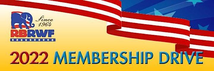 2022 Membership Drive image
