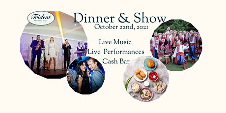 Dinner and Show tickets