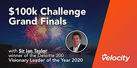 $100k Challenge Grand Finals 2021 tickets