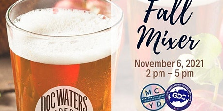 Fall Mixer with the MoCo Young Democrats and Germantown Democratic Club tickets