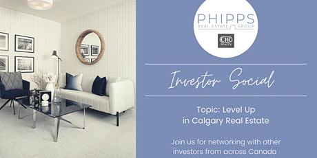 Investor Social Phipps Real Estate Group tickets