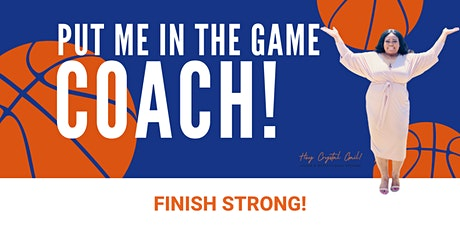 Put Me In The Game Coach: 2-Night Masterclass tickets