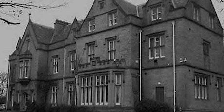 Ryecroft Hall Manchester Ghost Hunt Paranormal Eye UK tickets